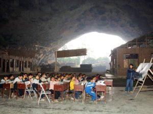 school-in-a-cave-founded-in-china